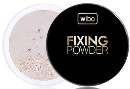 Парфюми, Парфюмерия, козметика Фиксираща пудра за грим - Wibo Fixing Powder
