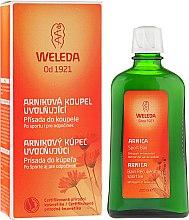 Парфюмерия и Козметика Мляко за вана с арника - Weleda Arnica Recuperating Bath Milk