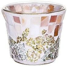 Парфюмерия и Козметика Чаша за свещ - Yankee Candle Gold and Pearl Votive Sampler Holder