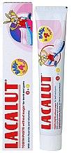 """Парфюмерия и Козметика Детска паста за зъби """"Baby"""" - Lacalut Baby Toothpaste"""