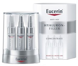 Парфюмерия и Козметика Ампули с концентрирана хиалуронова киселина - Eucerin Hyaluron-Filler Concentrate
