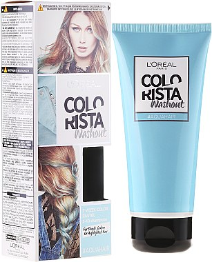 Балсам-боя за коса - L'Oreal Paris Colorista Washout