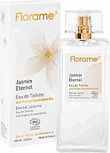 Парфюмерия и Козметика Florame Jasmin Eternel - Тоалетна вода