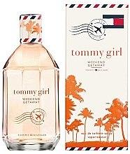 Парфюми, Парфюмерия, козметика Tommy Hilfiger Tommy Girl Weekend Getaway - Тоалетна вода