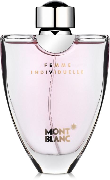 Montblanc Femme Individuelle - Тоалетна вода — снимка N1