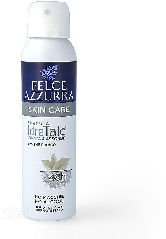 Спрей дезодорант-антиперспирант - Felce Azzurra Deo Spray Skin Care
