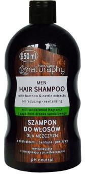 Шампоан за мъже с екстракт от бамбук и коприва - Bluxcosmetics Naturaphy Bamboo & Nettle Extracts Man Shampoo