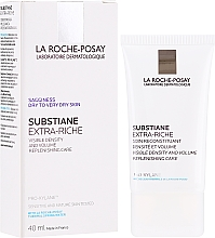 Парфюмерия и Козметика Крем за лице - La Roche-Posay Substiane+ Extra Riche Fundamental Replenishing Anti-Ageing