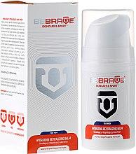 Парфюми, Парфюмерия, козметика Овлажняващ и възстановяващ балсам за мъже - BeBrave Hydrating Revitalizing Balm-For Men
