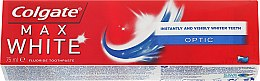 Парфюми, Парфюмерия, козметика Избелваща паста за зъби - Colgate Max White One Optic Fluoride Toothpaste