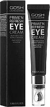 Парфюмерия и Козметика Околоочен крем - Gosh Donoderm Eye Cream