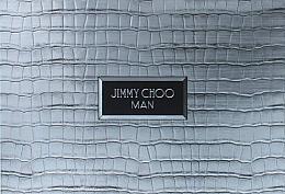 Парфюми, Парфюмерия, козметика Jimmy Choo Man - Комплект (edt/100ml + ash/lot/100ml)