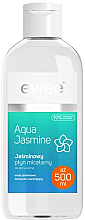 Парфюмерия и Козметика Мицеларна вода с жасмин за суха кожа - Evree Aqua Jasmine Moisturizing Micellar Water
