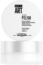 Парфюмерия и Козметика Стилизиращ гел-восък за къса коса - L'Oreal Professionnel Tecni.Art Fix Polish Gel-Wax