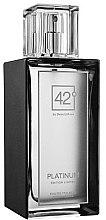 Парфюми, Парфюмерия, козметика 42° by Beauty More Platinum Edition Limitee - Тоалетна вода