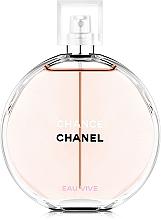 Парфюмерия и Козметика Chanel Chance Eau Vive - Тоалетна вода