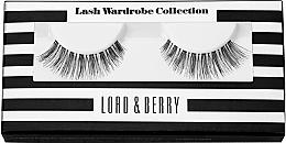 Парфюмерия и Козметика Изкуствени мигли, натурални EL1 - Lord & Berry Lash Wardrobe Collection
