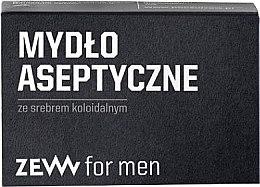 Парфюми, Парфюмерия, козметика Асептичен сапун с колоидно сребро - Zew Aseptic Colloidal Silver Soap