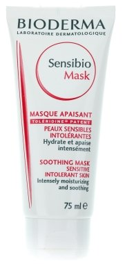 Успокояваща маска - Bioderma Sensibio Mask Soothing Mask