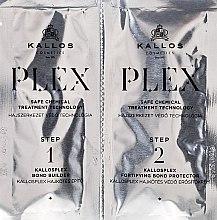 Парфюми, Парфюмерия, козметика Ампули за безопасно химическо обработване - Kallos Cosmetics PLEX Safe Chemical Treatment Technology