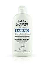 Парфюмерия и Козметика Лечебен шампоан за грижа за скалп - Kaminomoto Medicated Shampoo