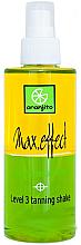 Парфюми, Парфюмерия, козметика Двуфазен спрей за солариум за интензивен тен - Oranjito Level 3 Tanning Shake