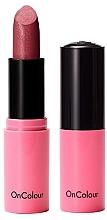Парфюмерия и Козметика Блестящо червило за устни - Oriflame OnColour Shimmer Lipstick