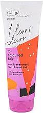 Парфюми, Парфюмерия, козметика Балсам за боядисана коса - Kili·g Woman Conditioner For Coloured Hair