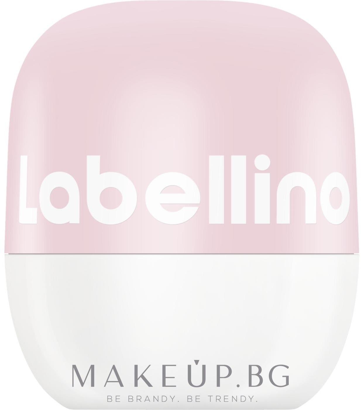 """Балсам за устни """"Малина и червена ябълка"""" - Labello Labellino Raspberry & Red Apple Lip Balm — снимка 7 g"""