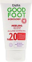 Парфюмерия и Козметика Пилинг за крака - Delia Cosmetics Good Foot Podology Nr 2.0