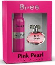 Парфюми, Парфюмерия, козметика Bi-Es Pink Pearl Fabulous (edp/50ml+deo/150ml) - Комплект