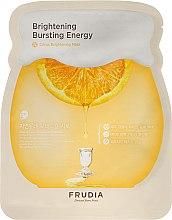 Парфюмерия и Козметика Изсветляваща маска за лице - Frudia Brightening Citrus Mask