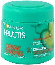 Парфюми, Парфюмерия, козметика Подхранваща маска за коса - Garnier Fructis Grow Strong Mask