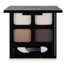 Парфюми, Парфюмерия, козметика Сенки за очи 4 цвята - Pierre Rene Palette Match System Eyeshadow