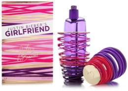 Justin Bieber Girlfriend - Парфюмна вода ( тестер без капачка )  — снимка N2