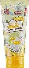 """Парфюмерия и Козметика Измиваща пяна за лице """"Чай с лимон"""" - Esfolio Tea Time Lemon Foam Cleanser"""