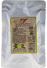 Парфюмерия и Козметика Натурален прах за коса и тяло от Амла - Le Erbe di Janas Amla Powder