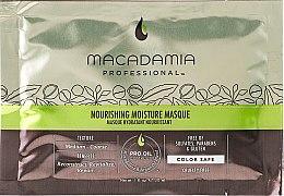 Парфюми, Парфюмерия, козметика Маска за коса - Macadamia Natural Oil Nourishing Moisture Masque (мостра)