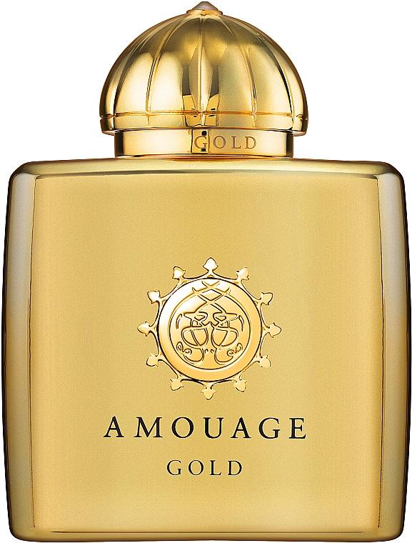 Amouage Gold Pour Femme - Парфюмна вода — снимка N1