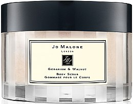 Парфюмерия и Козметика Скраб за тяло - Jo Malone Geranium And Walnut Body Scrub