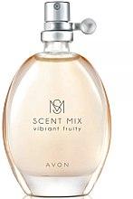 Парфюми, Парфюмерия, козметика Avon Scent Mix Vibrant Fruity - Тоалетна вода