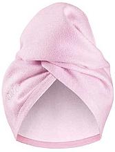 Парфюмерия и Козметика Кърпа-тюрбан за коса, розова - Glov Hair Wrap