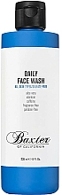 Парфюмерия и Козметика Измиващ гел за лице с алое вера и алантоин - Baxter of California Daily Face Wash