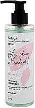 Парфюмерия и Козметика Освежаващ почистващ гел за лице - Kili·g Woman Clean & Fresh Refreshing Cleansing Gel