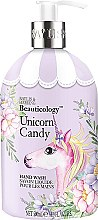"""Парфюми, Парфюмерия, козметика Течен сапун за ръце """"Еднорог"""" - Baylis & Harding Beauticology Unicorn Candy Hand Wash"""