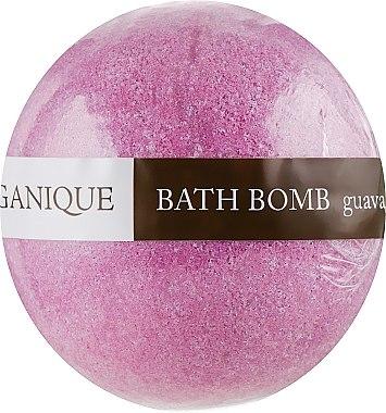 Бомбичка за вана с аромат на гуава - Organique Bath Bomb Guava — снимка N1