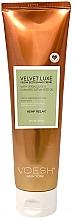 Парфюмерия и Козметика Успокояващ крем за ръце и тяло с конопено масло - Voesh Velvet Lux Vegan Hand & Body Creme Hemp Relax