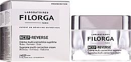 Парфюмерия и Козметика Възстановяващ крем за лице - Filorga NCTF-Reverse Supreme Regenerating Cream