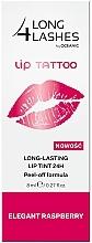 Парфюмерия и Козметика Траен нюанс за устни - Long4Lashes Lip Tattoo Long Lasting Lip Tint 24h