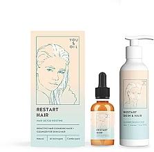 Комплект за коса - You & Oil (маска/30ml + почист. лосион/150ml) — снимка N1